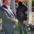 У Бердичеві затримали посадовця, який продавав дані з баз податкової. ФОТО