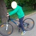 На Житомирщині поліцейські розшукували 10-річного хлопця, який поїхав покататися на велосипеді та зник