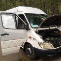 У Бердичеві горів Peugeot, а в Малинському районі - мікроавтобус, що перевозив продукти. ФОТО