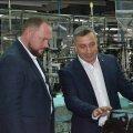 Кандидат на міського голову Житомира Віктор Євдокимов зустрівся з працівниками панчішної фабрики