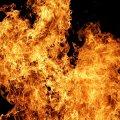 У селі на Житомирщині після чаркування жінка облила себе бензином, а чоловік випадково підпалив запальничку