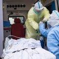 За добу на Житомирщині від коронавірусу померли 5 осіб. Вік та населені пункти
