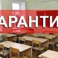Які школи та дитсадки в Житомирській області перебувають на карантині. СПИСОК