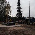 На Покрову в Овручі відкриють стелу захисникам України