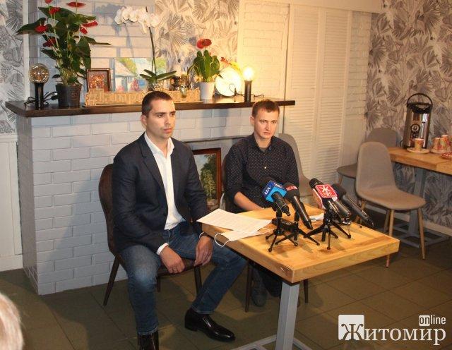 У Житомирі розповіли про порушення виборчого процесу