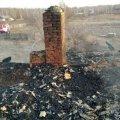Постраждалим від пожеж на Житомирщині виплатять по 300 тис. грн