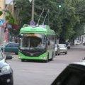 У Житомирі через ремонт не курсуватиме тролейбус №1-А