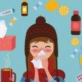 У цьому році очікується чотири штами грипу в Україні