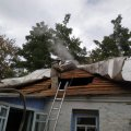 Рятувальники 4 рази за добу виїжджали на гасіння пожеж в Житомирській області. ФОТО