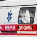 Смертність в Україні, як і раніше, ниже ніж роком раніше