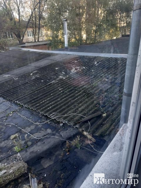У готелі Коростеня зранку пролунав вибух. ФОТО