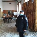 На Житомирщині виборчі комісії отримують бюлетені, за порядком слідкують поліцейські