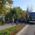 До Києва привезли більше 100 осіб з Житомирщини для голосування за певного кандидата: всіх затримали. ФОТО