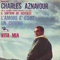 Charles Aznavour - L'Amore E' Come Un Giorno
