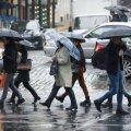 В Україну йдуть похолодання та дощі