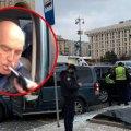 Появилось видео с виновником жуткого ДТП на Майдане: оказался трезв