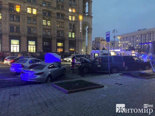 Смертельный таран на Майдане. Как бывший чиновник устроил кровавое ДТП в центре Киева