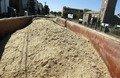 На Житомирщині поліція затримала три вантажівки з краденим піском