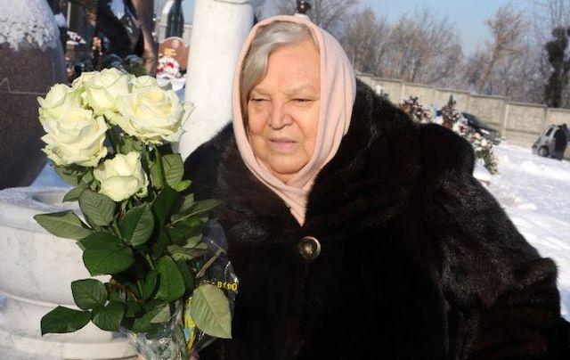 Перестало битися серце дружини Лобановського