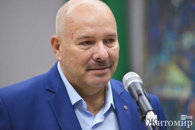 Сьогодні святкує День народження відомий житомирянин Олег Гнатюк