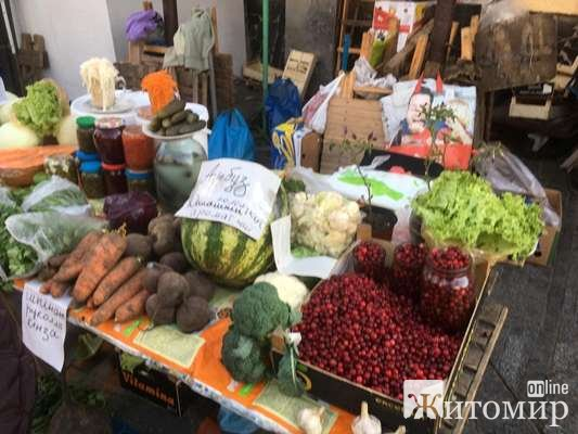 Скільки коштує кавун із Клітчина на Житньому ринку? ФОТО