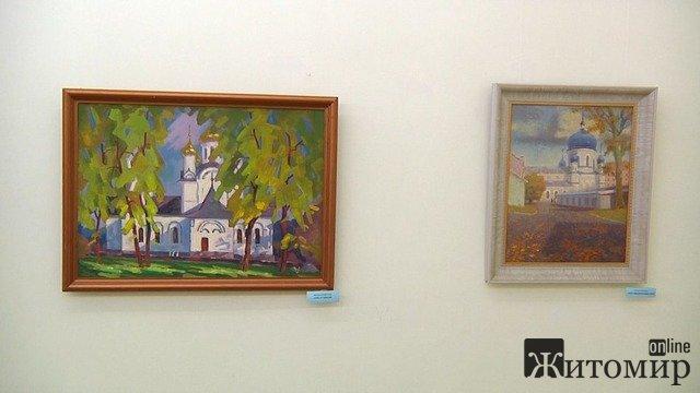 Житомирський митець Валентин Войтенко розповів про присвоєне звання Заслуженого художника України та дав поради молодим художникам