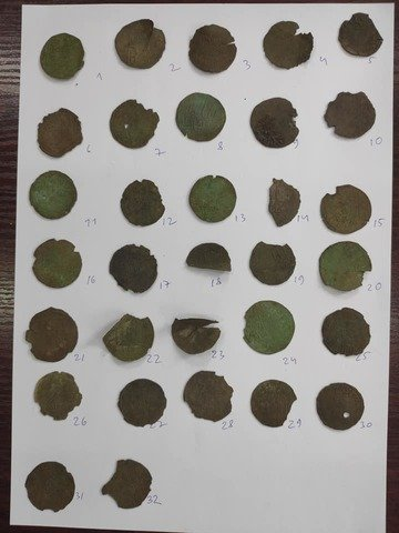 Знайдений на Житомирщині скарб після реставрації повернеться у Житомирський краєзнавчий музей. ФОТО