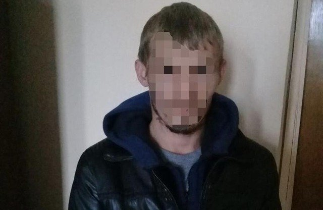На Житомирщині поліція розшукала чоловіка, який 8 років переховувався від правоохоронних органів. ФОТО