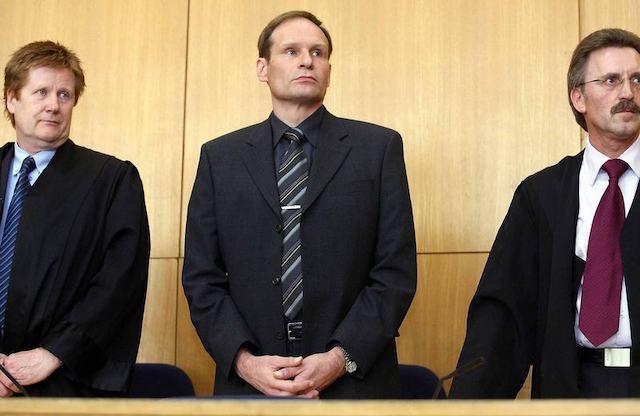 Берлинский людоед: по обвинению в каннибализме арестован школьный учитель