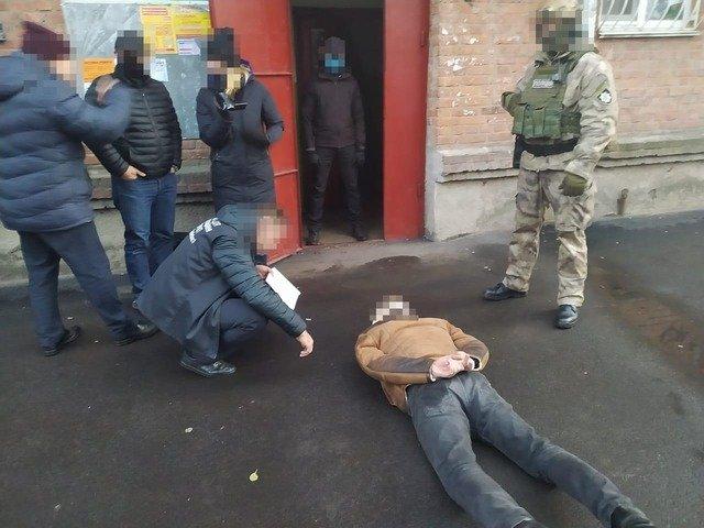 На Житомирщині попередили умисне вбивство підприємця за 15 тис. доларів. ФОТО