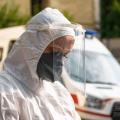 За добу від коронавірусу померли житомирянин та двоє жителів Коростенського району