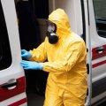 В Житомире полный колапс в борьбе с эпидемией коронавируса