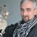 Житомирський лялькар Сергій Соловйов святкує день народження