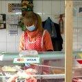 """Як у Житомирі працює Житній ринок після введення """"червоного"""" рівня. ВІДЕО"""