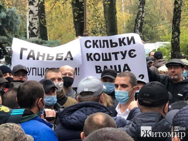 Скандал в полиции Житомира: задержанному удалили отбитую селезенку и часть кишечника