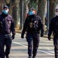 В Україні Covid знову захворіло рекордне число правоохоронців за добу: на Житомирщині - 42