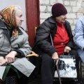 МОЗ пропонує ввести час для пенсіонерів