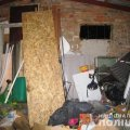 У Бердичеві селянин обікрав чужий гараж. ФОТО