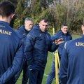 Збірну України в день гри зі Швейцарією відправили на карантин