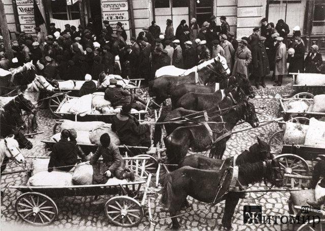 Житомир 1929 року напередодні великого Голодомору. ФОТО