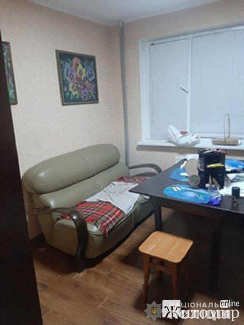Подробиці замаху на вбивство молодим лікарем своєї директорки у Житомирі. ФОТО