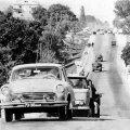 Дорога з Житомира в напрямку Києва у 1975 році. ФОТО