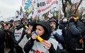 Мітинг обурених підприємців у Києві набирає обертів