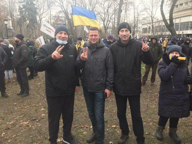 Сергій Форест: