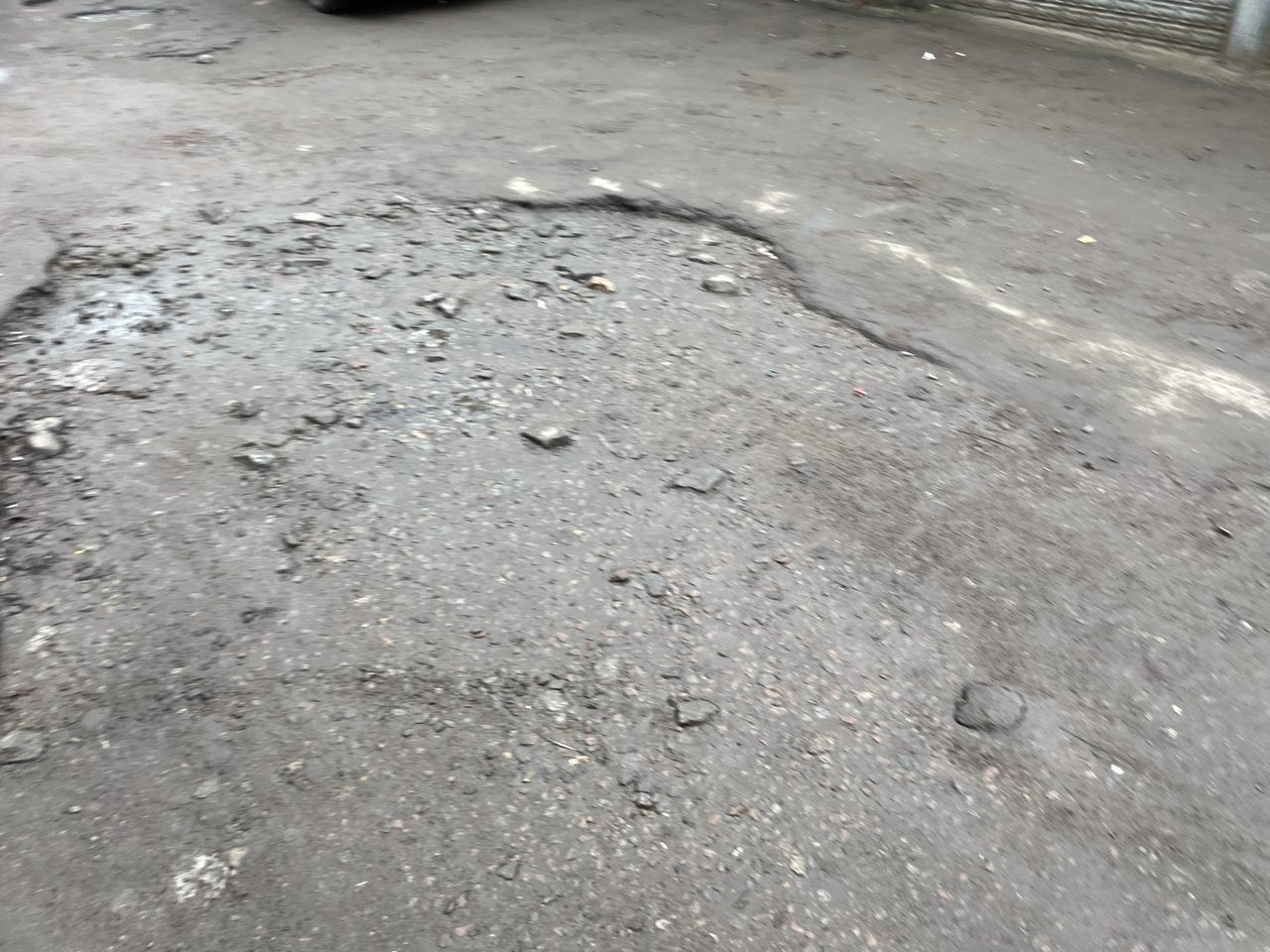 "Хто ""вбив"" Вокзальну вулицю у Житомирі? ФОТО"