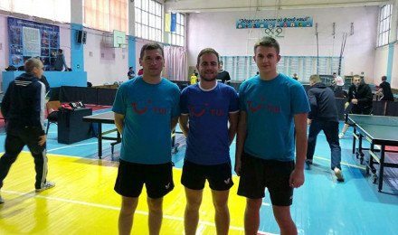 Бердичівські тенісисти лідирують у Чемпіонаті України