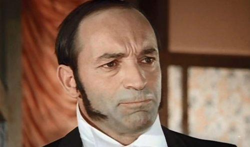 Валентин Гафт помер від інсульту
