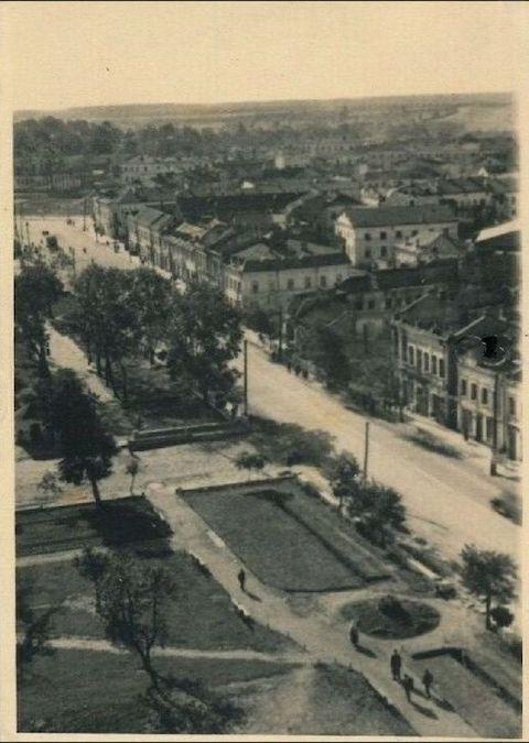 Невідомий Житомир. 1941 рік. ФОТО