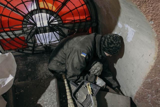 У водонапірній вежі Житомира вперше пройде мистецька виставка