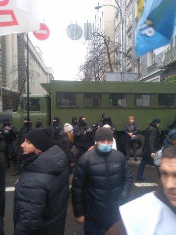 На мітингу поліції просто море - Сергій Форест